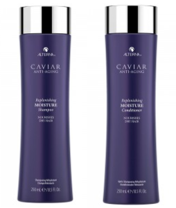Alterna shampoo and conditioner